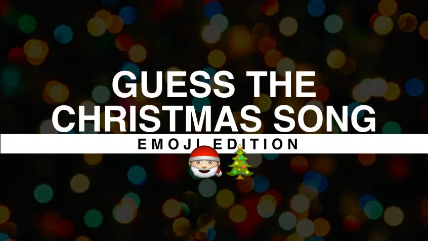 FREE GAME: Emoji Christmas Songs - For Ministry Resources