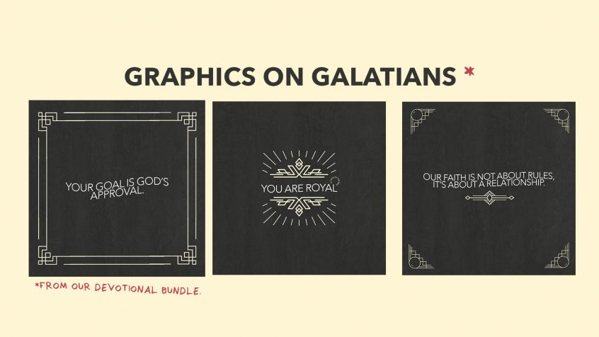Galatians Graphics