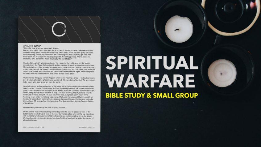 Spiritual Warfare Bible Study