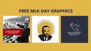Free MLK Day Graphics